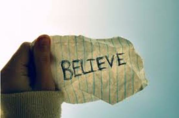 BELIEVE!?