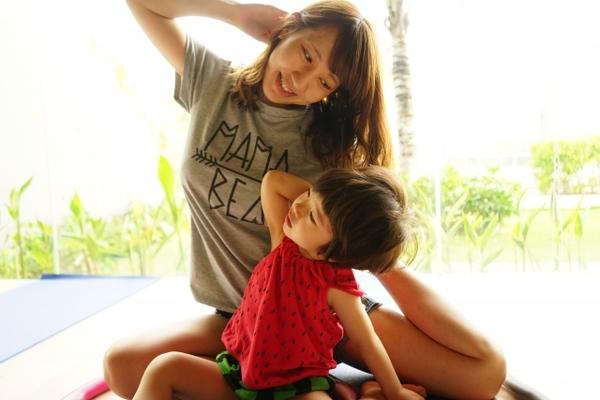 5歳までの体力づくり