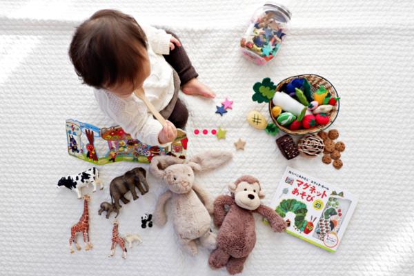 知育玩具の効果?!