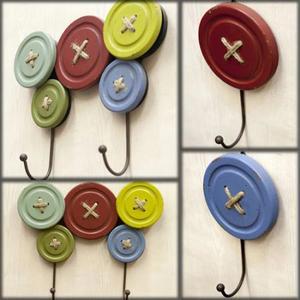 ボタン型デザインフック