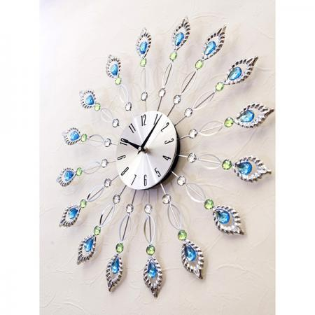 壁掛け時計ピーコック